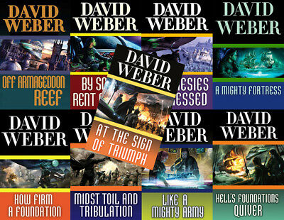 The SAFEHOLD Series By David Weber (9 MP3 Audiobook Collection)