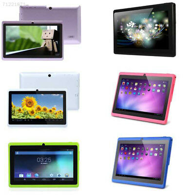 D049 Hot! 7'' 16G A33 Q88H Allwinner Android 4.4 Quad Core Dual Camera WiFi Tabl