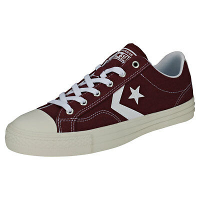 CONVERSE STAR PLAYER Ox Mason White Mens Trainers Shoes Unisex New ... c787aa005