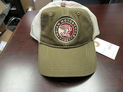 Indian Motorcycle Circle Icon Trucker Hat - P/N: 2868694