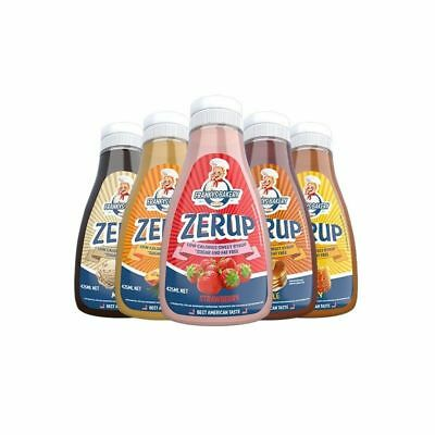 Frankys Bakery Zerup/Sauce 425ml Kalorienarm Low Carb