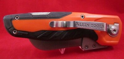 Klein Cable Skinning Utility Knife w/Replaceable Blade