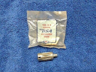 NOS BSA oil pump gear/tach drive 42-0156 Super Rocket/Spitfire/Scrambler (D0512)