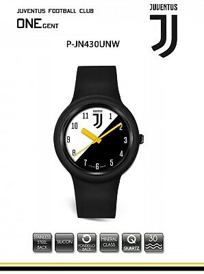 Orologio Ufficiale JUVENTUS FC Mod. NEW ONE GENT 43 MM LOWELL JN430UNW Ronaldo