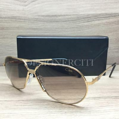 6377f66191 CAZAL MOD 905 Sunglasses Gold Brown 97 Authentic 65mm -  314.95 ...