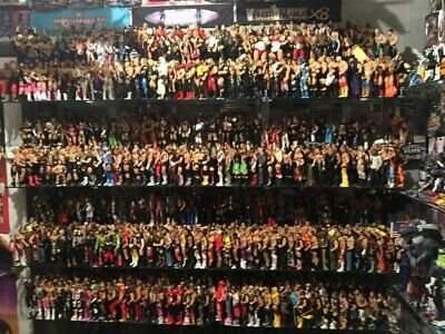 WWE Wrestling WWF Action FIGURE Smackdown Raw Mattel Jakks - CHOOSE A WRESTLER
