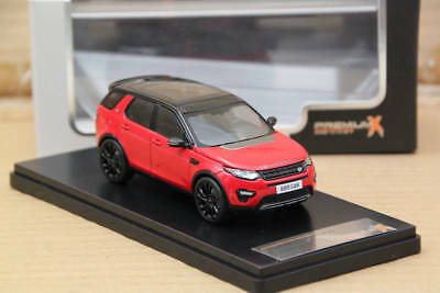 Premium X 1:43 Range Rover Discovery Sport 2015 Red PRD402 Diecast Models Toys