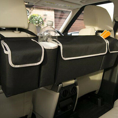For Interior Accessories High Capacity Multi-use Oxford Car Seat Back Organizer