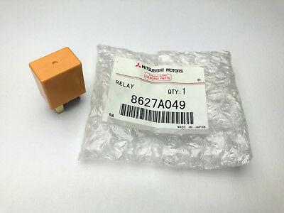 2008 - 2015 Mitsubishi Evolution X EVO 10 Fuel Pump Relay Upgrade 8627A049