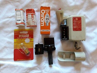 Sewing Machine spares and bulbs