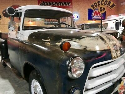 1956 Dodge Other Pickups NO RESERVE ! 40k Original Miles! Must see Video BEST OFFER Highside big rear window Daily Driver Chevy Ford 1949 1953 1951 Video