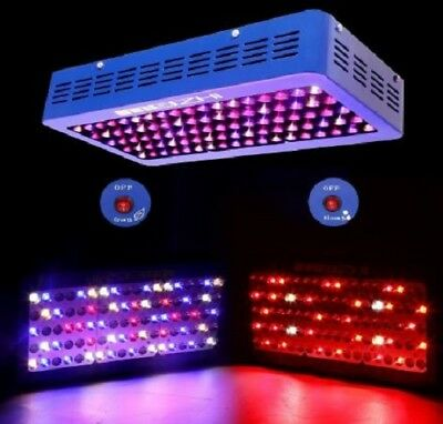 LED Grow Light growing Lamp 450W Full Spectrum Indoor Plants Veg Full Spectrum