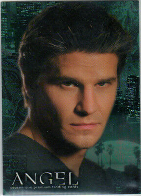 Angel Season 1 Promo AP-3 UK Trading Card Inkworks 2000