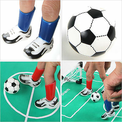 Kids Adult Two Finger Fun Play Football Mini Indoor Game Activities
