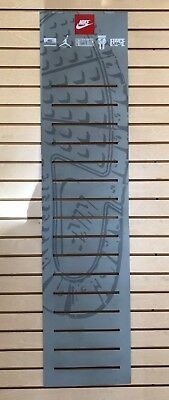 "Nike Authentic Rare Vintage 1990s 60"" x 14"" Store Banner Slat Wall Display"