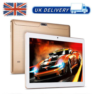 "10.1"" Tablet PC Android 6.0 4G +64G Dual SIM Octa-Core Camera Phone Wifi Phablet"