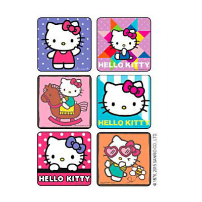 HELLO KITTY TREAT Bags Favor Boxes  SET OF 10  Loot Bags Boxes Party ... 37d8e6cfd1a78