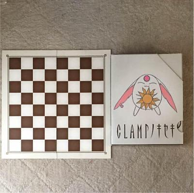 Chess Board & Magazine Holder set of Clamp no Kiseki from Japan USED