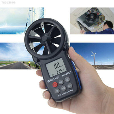 BFFA HP-866B Digital Anemometer Wind Speed Measurement Wind Device With Carry Ba