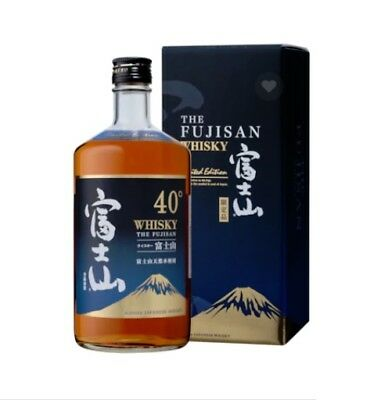 The Fujisan Limited Edition Japanese Whisky 700ml