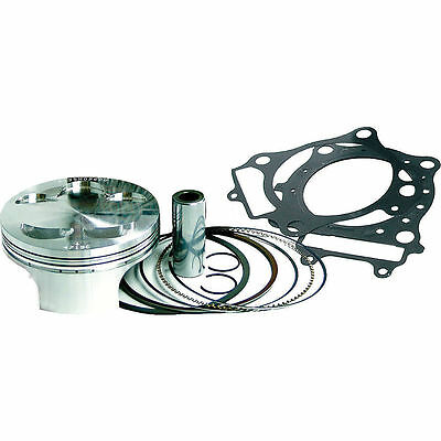 Wiseco PK1005 66.00 mm 10.25:1 Compression ATV Piston Kit with Top-End Gasket Kit