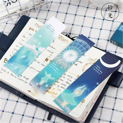 30pcs Star Bookmark Gift Book Marks Stationery Cute Marque Page School Supplies