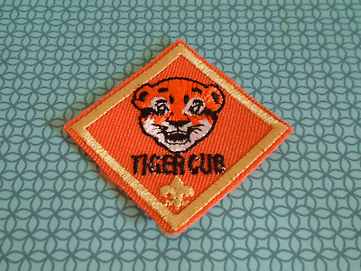 Cub Scout Tiger Cub Badge Patch - Boy Scouts BSA *for Collecting pls read below