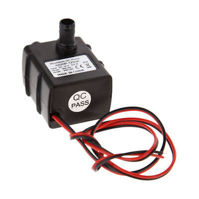 12V 3m 240L/H Ultra Quiet Brushless Motor Submersible Pool Water Pump Solar SP