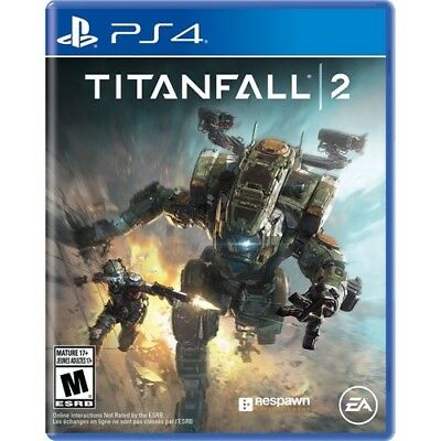 Titanfall 2 PS4 [SEALED - BRAND NEW]