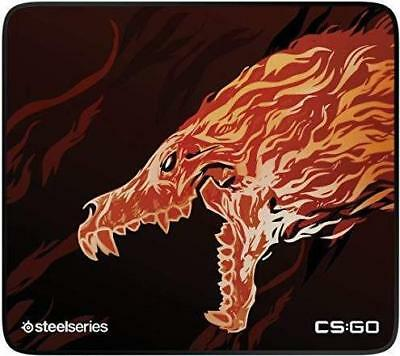 174396 Steelseries QCK Limited CS:GO Howl Edition Gaming Mauspad