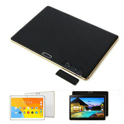 "4G+64G Android 6.0 10.1"" Tablet PC Octa-Core Dual SIM &Camera Phone Wifi Phablet"