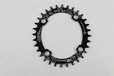 SNAIL 104BCD Bike Oval Chainwheel 32-36T MTB Road Bike Bicycle Crank Chainring