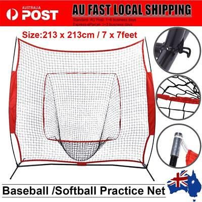 213*213cm Portable Baseball Practice net Training Net Tennis Net Outdoor Yard