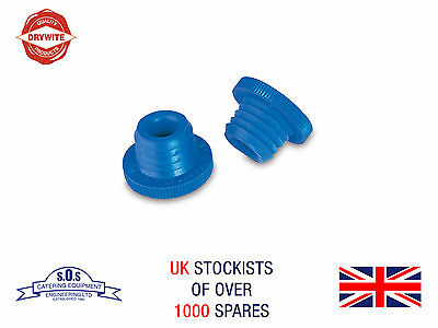 Drywite Rubber Bungs/Stoppers For Chip Bins - Pack of 12 - Fish & Chip Shops