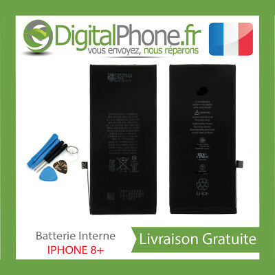 Batterie Interne Pour Iphone 8+ Plus + Outils ---Tva ---O Cycle---Top Qualite