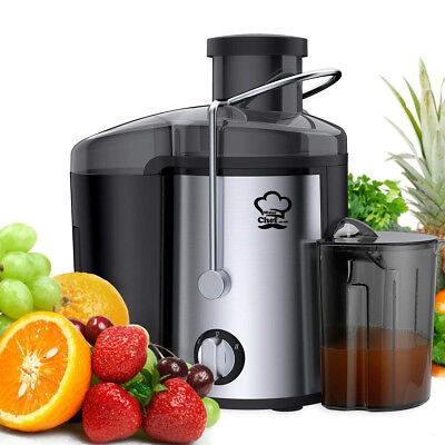 Best Juicer Extractor Maker Machine Whole Fruit - FREE RECIPE BOOK - MisterChef®