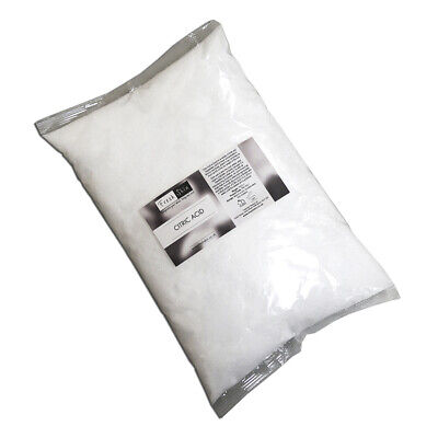 5kg Citric Acid (Fine, Anhydrous) - 5 x 1KG - 100% Food Grade - Cheapest on eBay