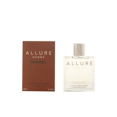 Cosmética Chanel hombre ALLURE HOMME after shave 100 ml