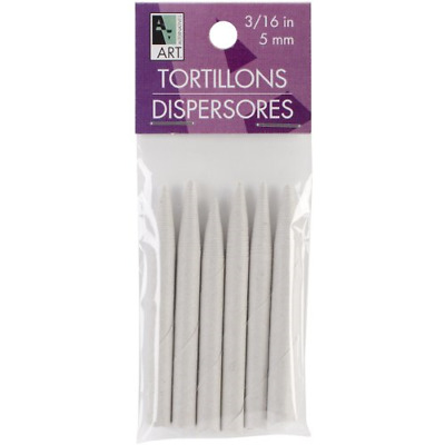 "Art Alternatives Tortillons 3/16"" 6/Pkg-"