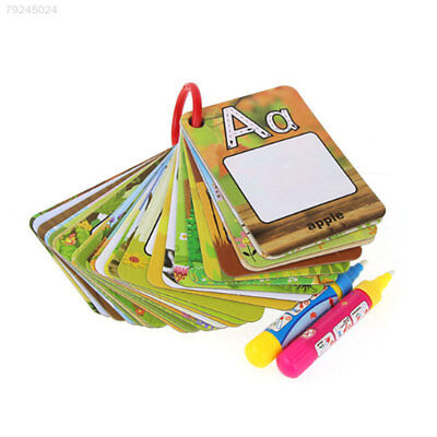 Kids Graffiti Card Toys Letter Writting Alphabet Learning Educational Congnition