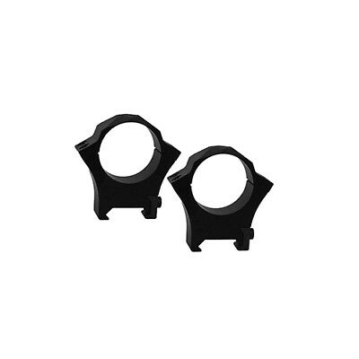 SIG SAUER SOA10006 ALPHA HUNTING 1 INCH TACTICAL RIFLE SCOPE RINGS LOW HEIGHT