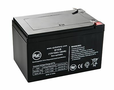 APC RBC6 12V 10Ah RBC Battery - This is an AJC Brand Replacement