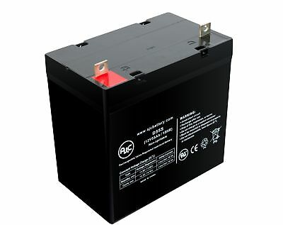 Balder Finesse 12V 55Ah Wheelchair Battery - This is an AJC Brand Replacement