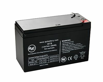 APC RBC33 12V 7Ah RBC Battery - This is an AJC Brand Replacement