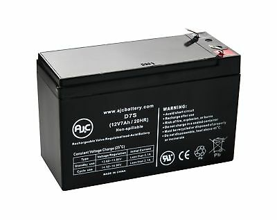 DSC PC1616 Power 12V 7Ah Alarm Battery - This is an AJC Brand Replacement