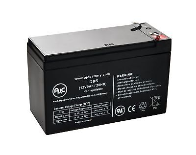 APC RBC59 12V 9Ah RBC Battery - This is an AJC Brand Replacement
