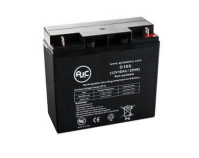 APC RBC7 12V 18Ah RBC Battery - This is an AJC Brand Replacement