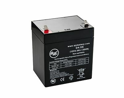Enduring CB4.5-12 12V 4.5Ah Scooter Battery - This is an AJC Brand Replacement