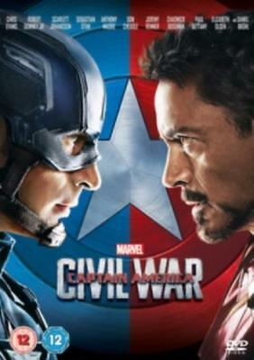 Captain America: Civil War =Region 2 DVD,sealed=