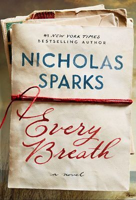 """""""Every Breath"""" by Nicholas Sparks (NY Times 2018 Fiction #1 Bestseller) eb0ok"""